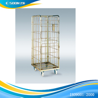 Professional Manufacturer Security Rolling Cages