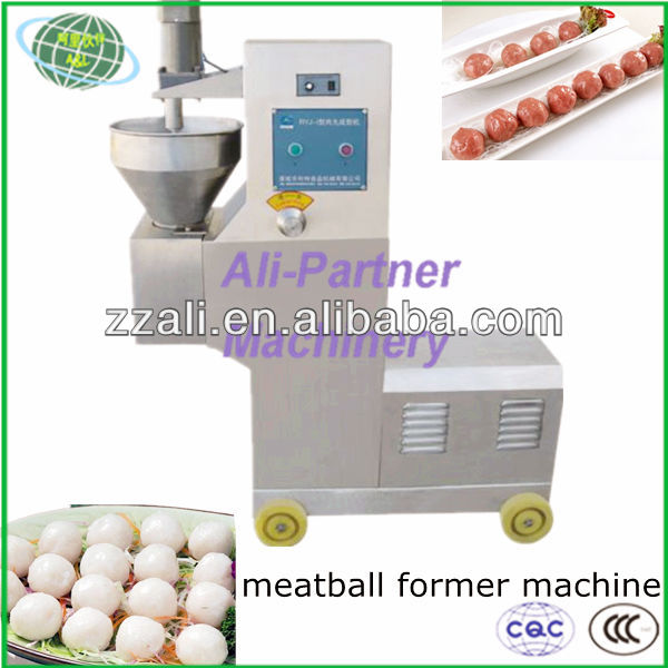 Good price fish ball forming machines for meat processing