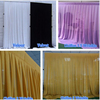 New style RK pipe and drape curtain for wedding background