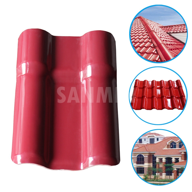 PVC Plastic Corrugated Roof Price Philippines