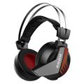 LED light 7.1 surround sound 2.4Ghz PC wireless gaming headphone for PS4 Xbox one headsets gaming