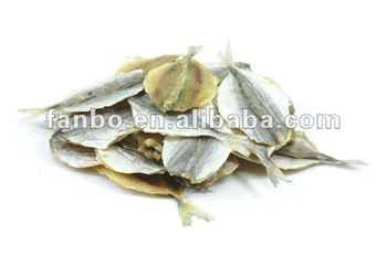 Dried Yellow Trevally Fish