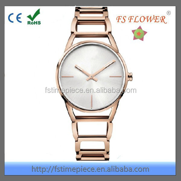FS FLOWER - SGS audited factory custom design Japan quartz fashion watch women