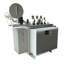 Big Power 35Kv 5 Mva Oil Immersed Electric Transformer
