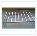 High precision stainless steel frame with ISO9001:2008