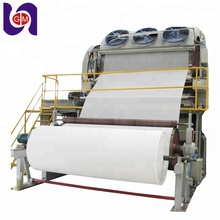 Used Automatic Paper Making Converting Production Line Mill Price Hemp Toilet Facial Tissue Paper Napkin Machine For Sale