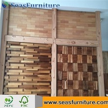 interior fireproof decorative modern wood wall panels