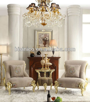 Ultra Mod Victorian Style Occasional Chairs, Pumpkin Coffee Table ...