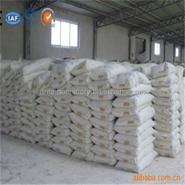 China factory price excellent quality gypsum plaster of paris powder making machine