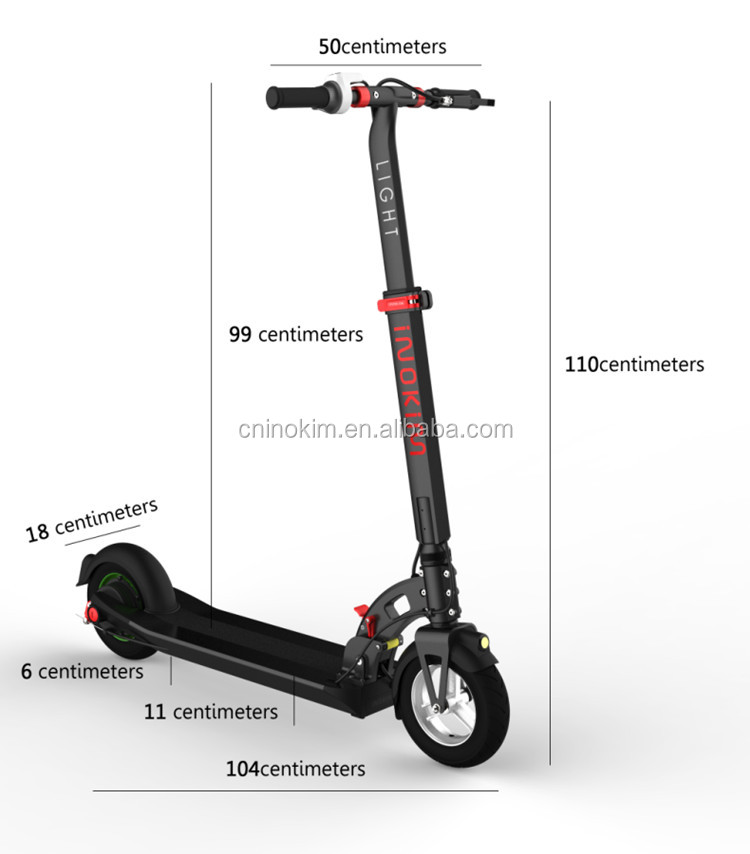2 Wheel Old fashioned CE certificated Electric Scooter For Adult