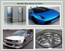 Metallic Car Paint ,automotive metallic paint colors aerosol spray free sample made in China
