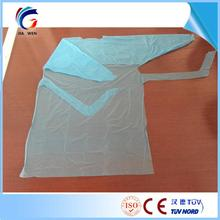 over 8 years experience Disposable medical surgical anti static coat