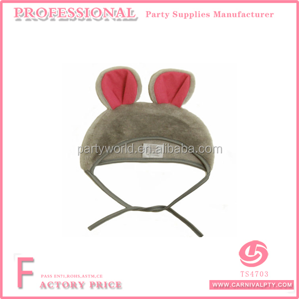 carnival party animal mouse fancy dress hat girls boys child costume