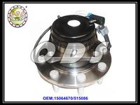 aftersales market car bearing wheel hub cap 15056760