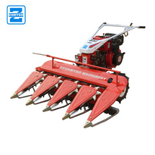 Agricultural rice harvester / mini rice harvester / wheat cutting machines