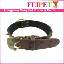 Factory supply large spiked dog collars