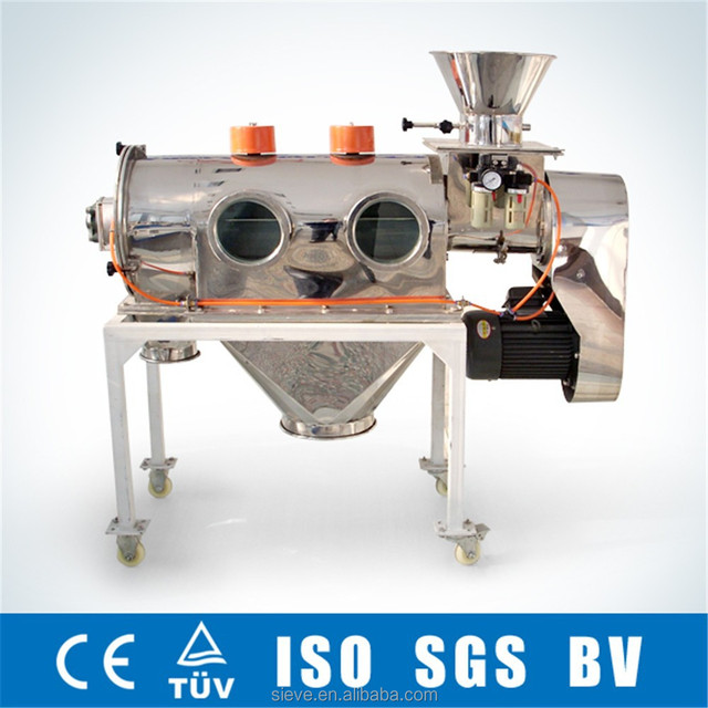 hot factory direct sale centrifugal sieves screens for mica powder