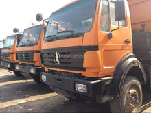 Used Mercedes Benz Dump Truck 25T 40T in shanghai Excellent condition dump truck volvo 25T 40t
