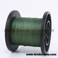 All diameter braided fishing line for fishing