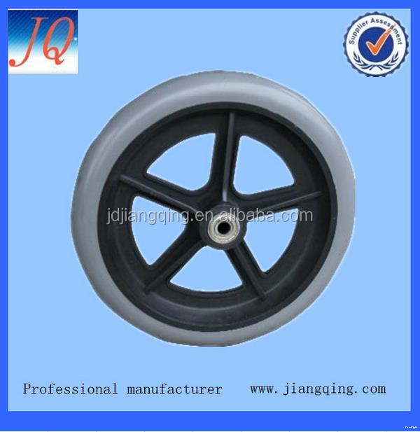 Bottom price professional wheelchair front wheels