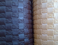 Animal pvc leather digital printed pvc leather automotive leather