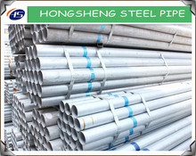 Manufacturing welding electrodes galvanizing steel tubes
