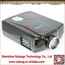 2014 Newest Led Lamp Life More than 30000Hours lg led projector for family lg led projector by Salange