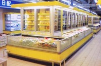 prefessional commercial refrigeration manufacturer with CE ROHS certificates
