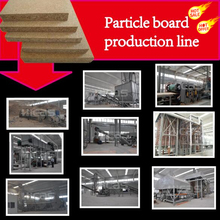 woodworking machinery,particle board production line ,particle board making machine