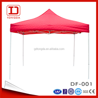 10x10' high quality and cheap price aluminium folding canopy