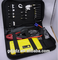 Manufactory The electronics of multi-function car and automobile emergency smart jump starter power kits with output