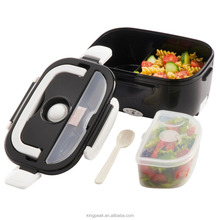 2017 Best Selling Heating Lunch Box/Portable 12V Car Use Electric Heating Lunch Box/ Bento Meal Heater Food Warmer