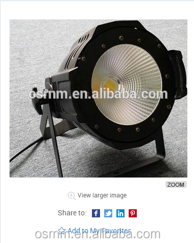 Wholesale super bright stage light DJ,disco bar party COB lighting effect