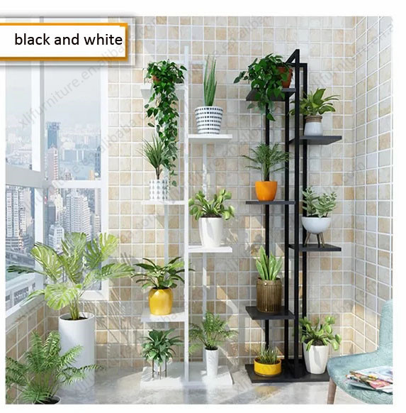 elegant plant stand living room crystal flower stand balcony cornner wall flower stand