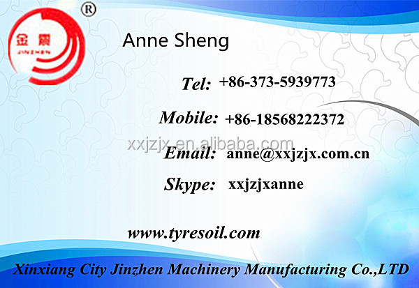 High output and good quality tyre rubber powder machine