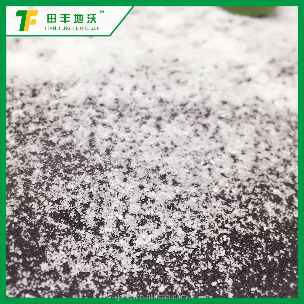 common name potassium nitrate tetrahydrate crystal chemical rapid grow fertilizer for plant