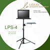 Height Adjustable Tripod Laptop Stand With