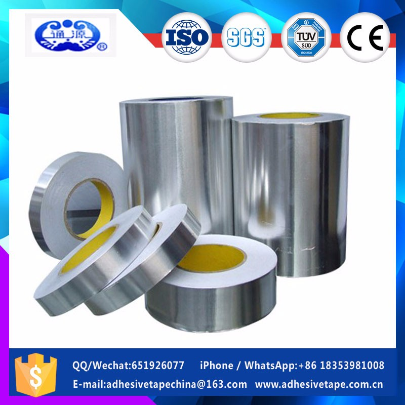 New design self aluminum foil with great price high temperature adhesive tape