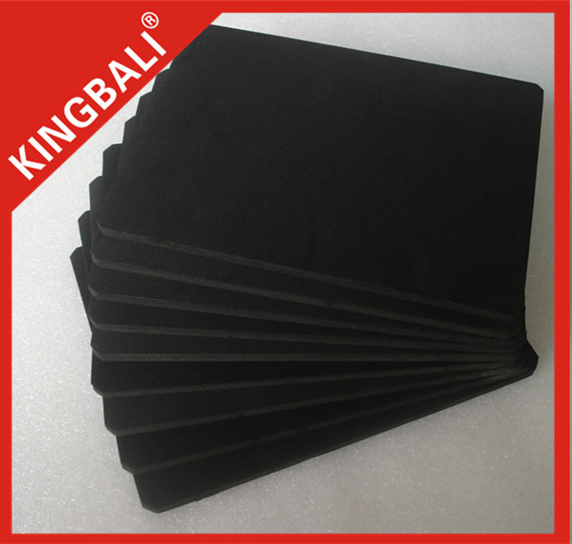 High quality closed-cell NBR sheet rolls NBR foam neoprene foam
