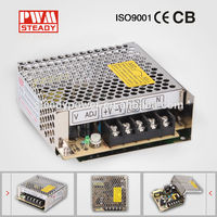 S Series 25W 5v 0-5a ac dc Single Output smps circuit board Switching Power Supply 5v 5a