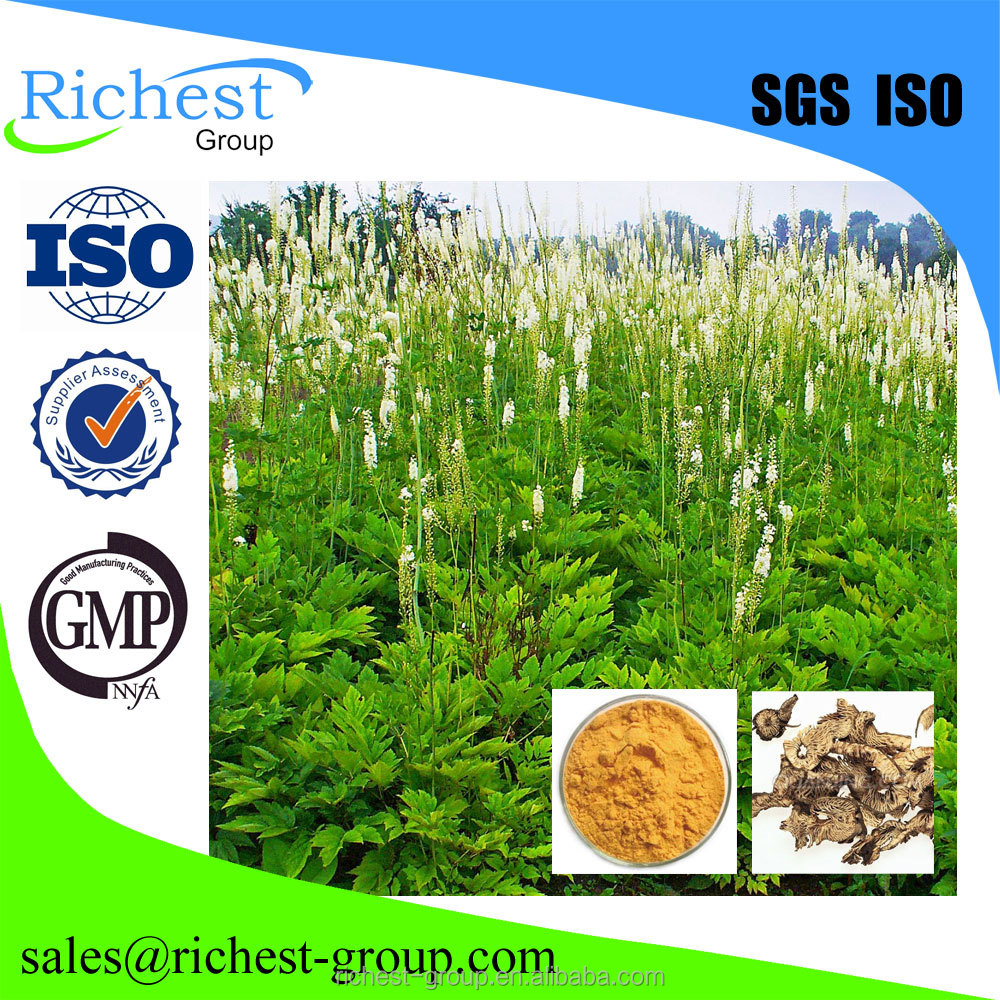 Top grade Black cohosh extract