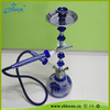 Colorful crystal hookah SHISHA with various different types