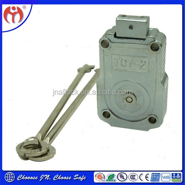 JN High Selling High Security Bank Vaults Door Lock with 10 Inches Key T07-2