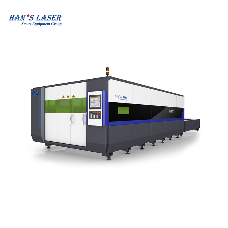 Top China Brand Hans <strong>Laser</strong> F4020 Fiber <strong>Laser</strong> Cutting Machine 4000w For Stainless Steel,Carbon Steel,Aluminium