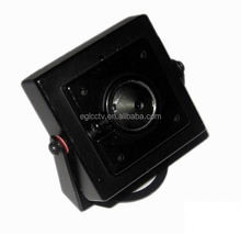 Chinese Sony Effio-E 700Tvl Cctv Indoor Audio pinhole lens hidden camera With Microphone Inside