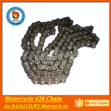 China quality CD110 motorcycle spare parts 428 motor chain