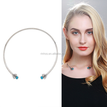 New arrival vintage Turquoise accessories Nepal choker necklace jewelry