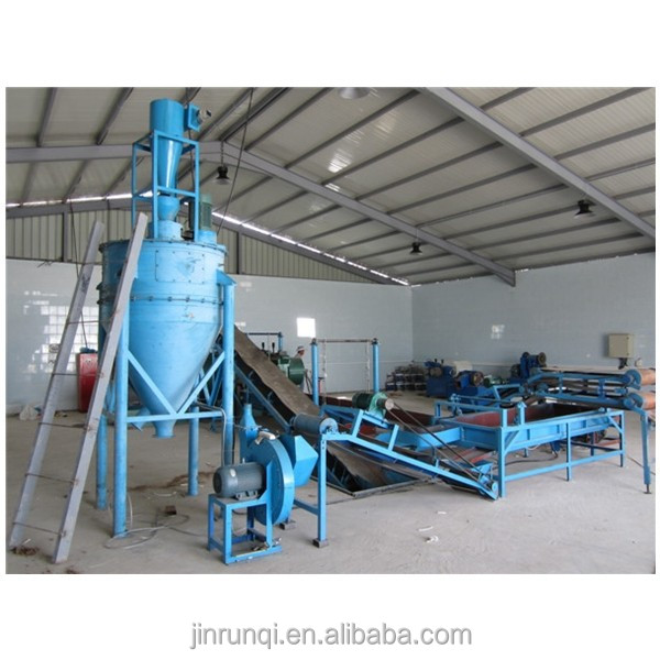 remoulding tires machine