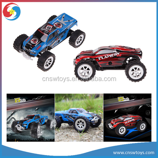 YK0807626 RC Truck Model Super WLtoys A999 1/24 Proportional High Speed Chirstmas gifts high quality