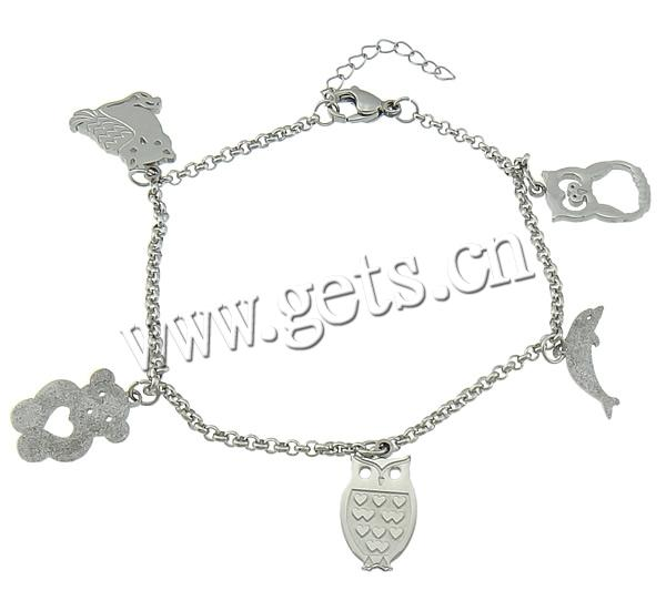 Stainless Steel Other Shape Game Of Thrones Charm Bracelet